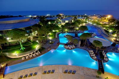 Лучшие семейные отели Греции и Египта Club Salut