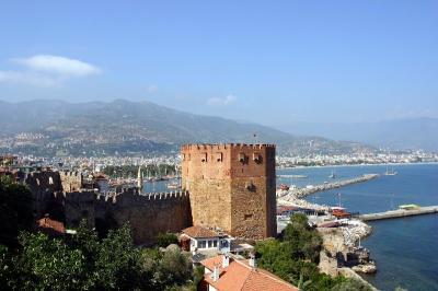 Отдых в Турции в компании с Mango Travel.
