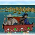 В Киргизии при падении машины в реку разбилась гражданка РФ с детьми