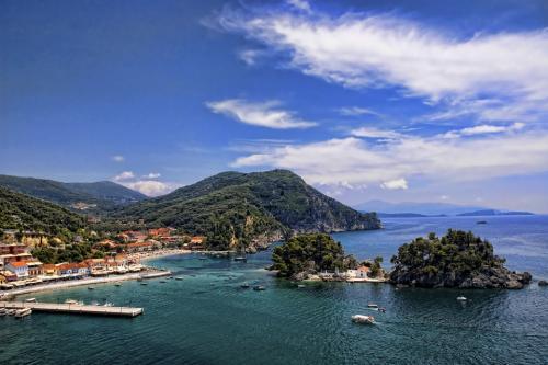 Греция идеальное место для отдыха