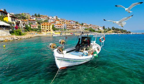 Шесть видов отдыха в Греции