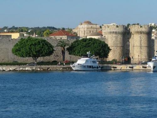 Молодежный отдых в Греции