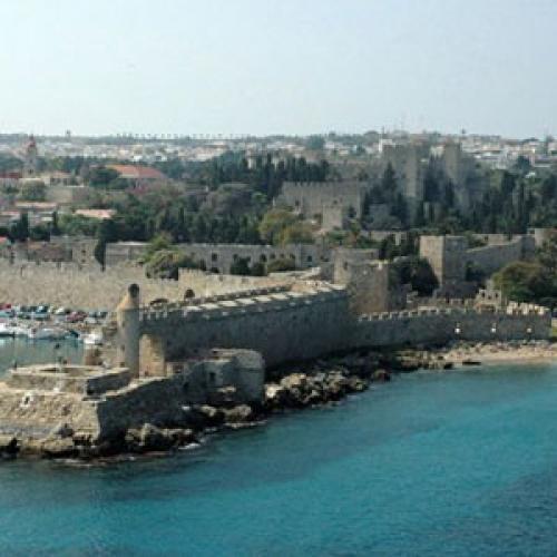 Лидия Таран поделилась фотографиями с отдыха в Греции