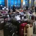 ИзЕгипта вРФ доставлено около 716 тонн багажа русских туристов