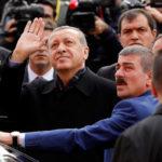 Партия Эрдогана вновь празднует победу навыборах
