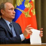 Путин подписал указ овведении санкций вотношении Турции