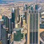 ВДубае зажегся отель The Address Downtown Dubai