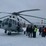 Для спасения челябинского туриста наперевал Дятлова вылетел вертолет МЧС