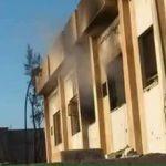65 человек погибли при взрыве бомбы втренировочном лагере милиции вЛивии