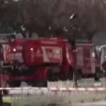 Наместе взрыва нацентральной площади Стамбула