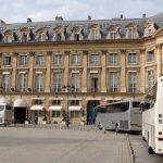 Пожар произошел в известном отеле Ritz встолице франции