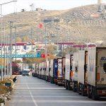 Русские автоперевозчики несмогут ездить через Турцию с1февраля
