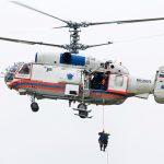 СЭльбруса эвакуируют туриста, сломавшего ногу