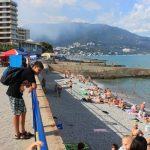 ВКрыму ожидают роста турпотока изстран Европы в2015-м году