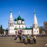 Сергиев Посад возглавил рейтинг самых известных городов Золотого кольца