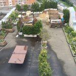 Гражданин Красногорска устроил курорт накрыше многоэтажки