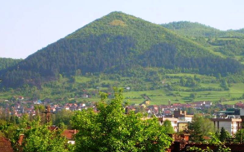 Пирамиды Боснии, Европа