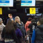 Число выехавших зарубеж русских туристов снизилось впервом полугодии на28%