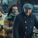 Итальянки приняли решение сделать селфи наберегу Новосибирского водохранилища ичуть незамерзли