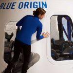 Появились фото многоразовой туристической ракеты Blue Origin