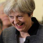 Британский премьер сообщила, что хочет сражаться стуризмом