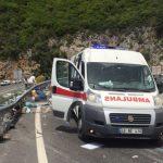 20 туристов погибли вТурции вовремя трагедии савтобусом