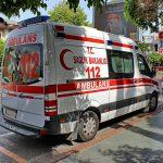 ВАнталье фургон сбил 12-летнюю девочку из РФ