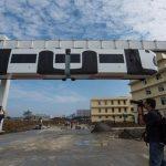 В КНР запустили самый быстрый вгосударстве подвесной поезд