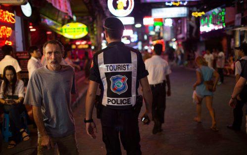 Русская туристка погибла накурорте вТаиланде