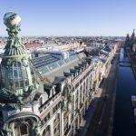 Санкт-Петербург признан самым симпатичным вевропейских странах городом для туризма