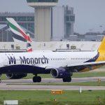 110 тыс. пассажиров Monarch Airlines застряли ваэропортах