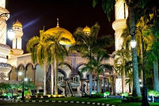 в Бруней без визы