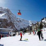 В Приэльбрусье открылся горнолыжный сезон