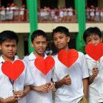 Как будут отмечать День всех влюбленных в Азии