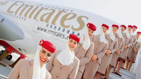 Авиакомпания Emirates Airlines предлагает услугу — регистрация и сдача багажа на дому
