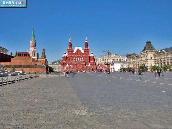 по числу туристов в России лидируют Китай, Южная Корея и Израиль