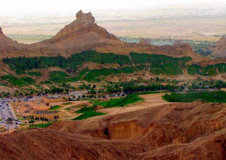 Запущен бесплатный трансфер до самой высокой горы в Арабских Эмиратах из дубайского аэропорта