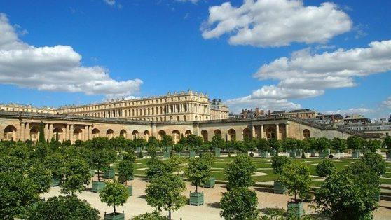Сады дворца Версаля