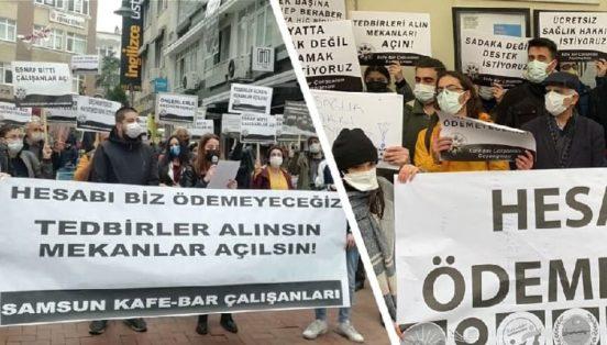В Турции работники туротрасли вышли на массовые протесты