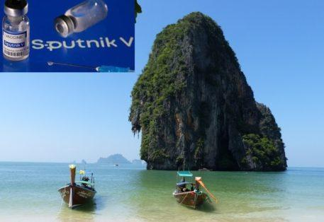 Таиланд закупил Спутник V и открылся для привитых им россиян