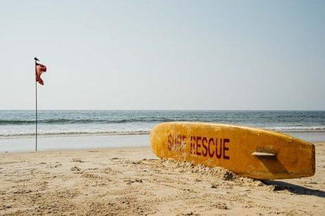 Заброшенные пляжи Гоа