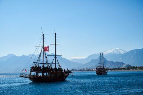 Туризм Турции