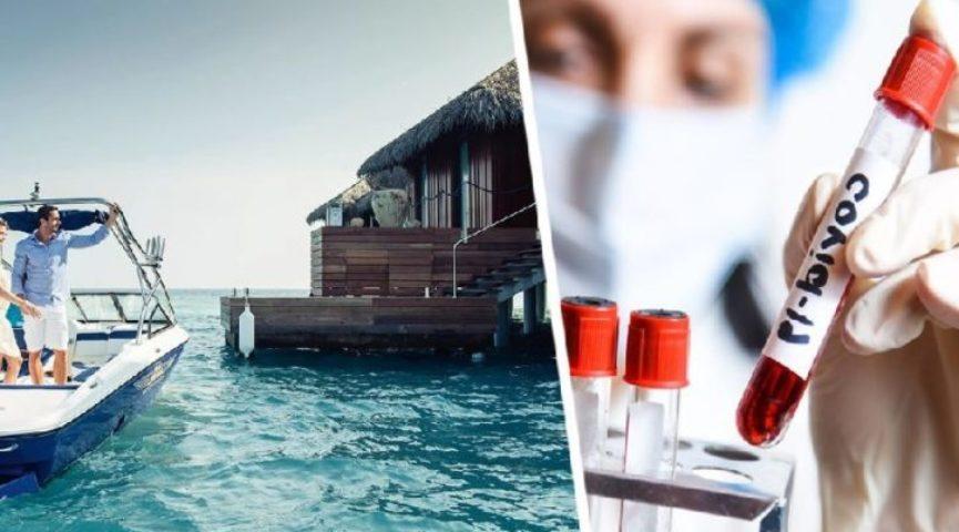 Побег российских туристов из отеля на Мальдивах