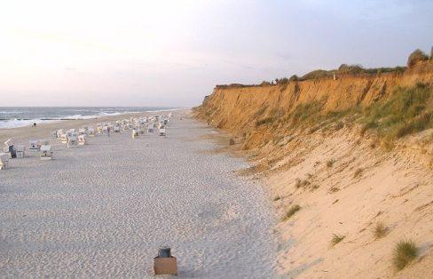 Дикие пляжи в Германии