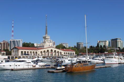 Какие города популярны на Черноморском побережье