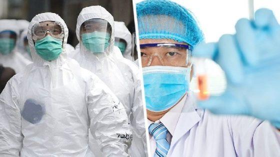 Новый вирус из Китая