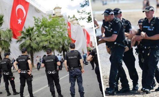 Российских туристов в Турции предупредили о штрафах, депортации и тюрьме