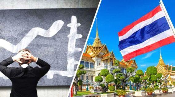 Туризм Таиланда достиг дна