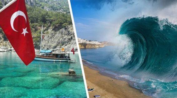 Анталии грозит затопление: NASA предсказало поднятие уровня моря на курорте на 1 метр