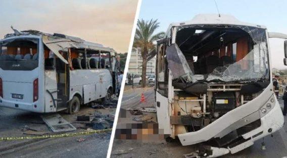 Смертельная авария с туристами «Интуриста» в Турции: подробности